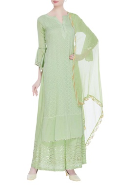 House of Kotwara Sequin embroidered kurta set
