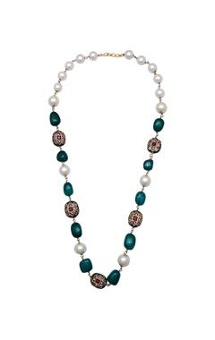 Shilpa Purii Necklace with semi precious stones