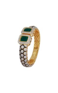Shilpa Purii Bracelet encrusted with semi precious stones