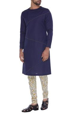 Dev R Nil - Men Classic linen kurta