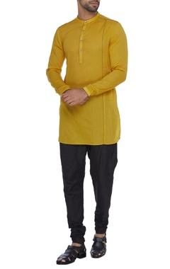 Dev R Nil - Men Short cotton kurta