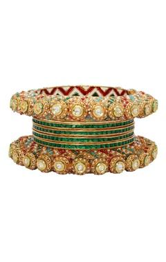 Rajputana bangle set
