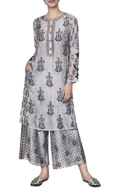 Anita Dongre Nature inspired ranthambore jungle printed tunic