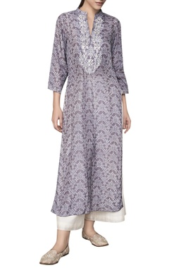 Anita Dongre Enchanted forest & wildflower printed kurta