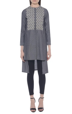 Namrata Joshipura Asymmetric embroidered tunic
