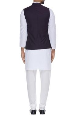 Classic woolen nehru jacket