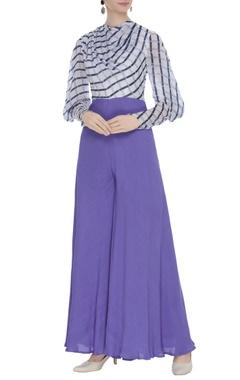 Vedika M Cowl neckline printed jumpsuit
