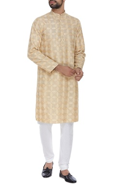 Chatenya Mittal Embroidered kurta set