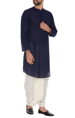 Cotton straight kurta