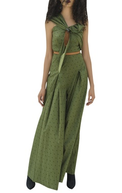 Vedangi Agarwal One shoulder jumpsuit