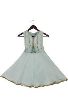 Fayon Kids Sleeveless flared dress