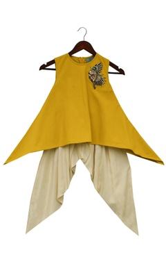 Fayon Kids Kurti with dhoti pants