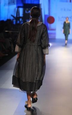 Merino wool tunic set