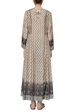 Ranthambore jungle inspired printed tunic