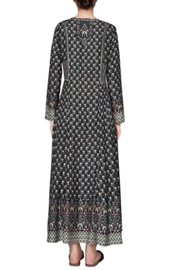 Printed ranthambore jungle inspired kurta