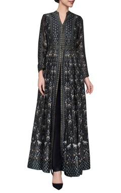 Anita Dongre Ranthambore jungle inspired printed jacket tunic