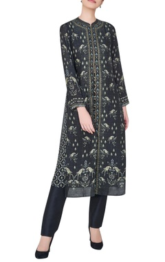 Anita Dongre Printed ranthambore jungle inspired kurta set