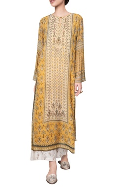 Anita Dongre Georgette ranthambore jungle inspired printed tunic