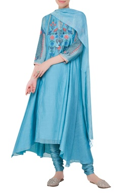 Anita Dongre Rajasthan nature inspired gota patti work & embroidered kurta set