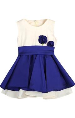 Sugar Candy Flower motif flared dress