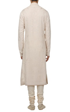 Chikankari embroidered kurta set
