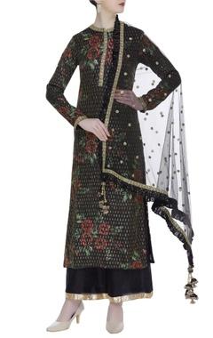 Vikram Phadnis Sequin embroidered kurta set