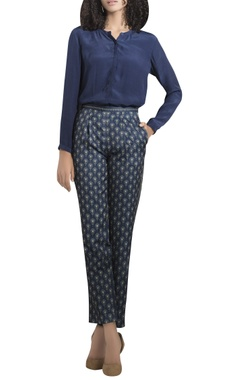 AM:PM Printed trousers pants