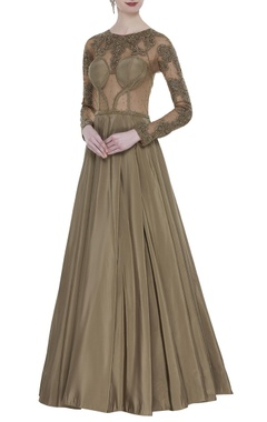 Rocky Star Antique corset style gown