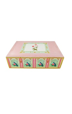 The Garden of Paradise trousseau gift box