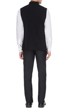 Black volvo cross-over style jacket