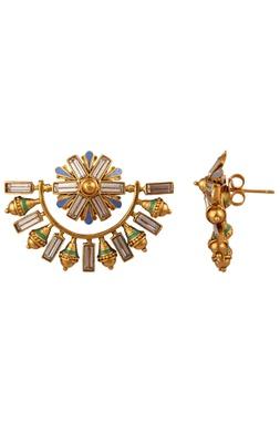 Amrapali Baroque Stud Earrings