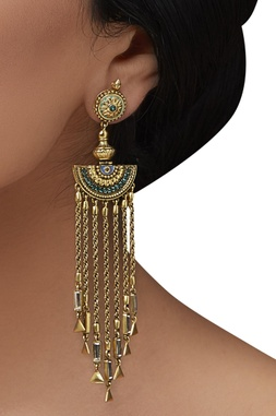Amrapali Chain Dangler Earrings