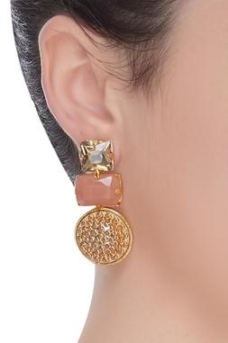 Swarovski Top Earrings