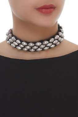 Hand Crafted Choker Necklace