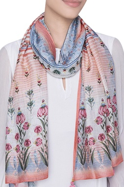 Rajasthan inspired printed stole