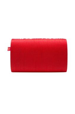 Red cutdana work clutch