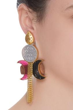 Dangler Chain Earrings