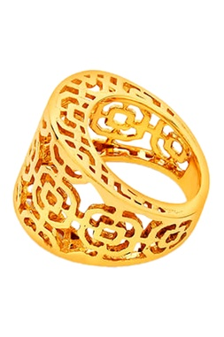 Filigree work ring