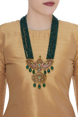 Kundan work necklace