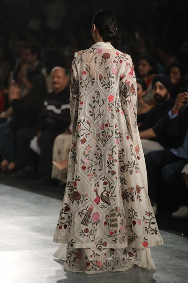 Jaal Hand Embroidered Jacket