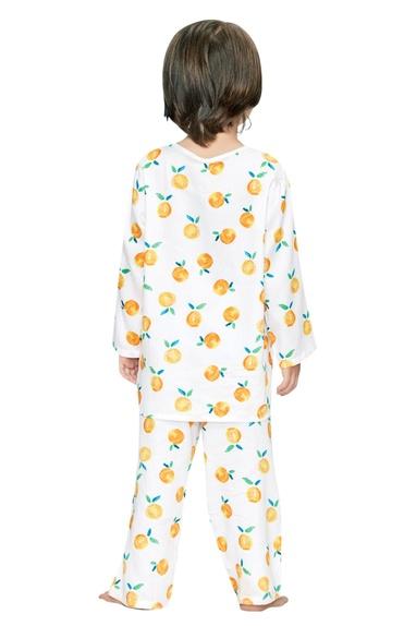 Fruity Printed Night Suit Set