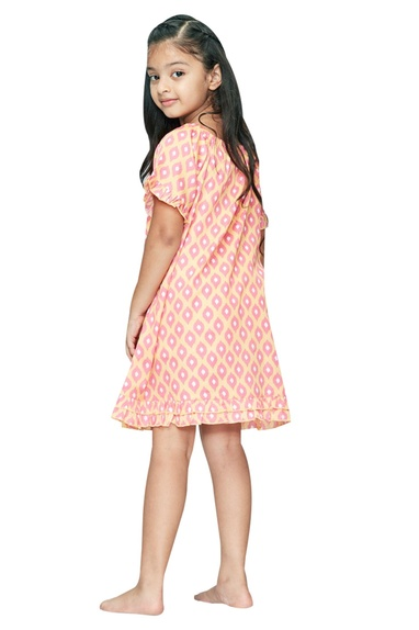 Ikat Print Nightdress
