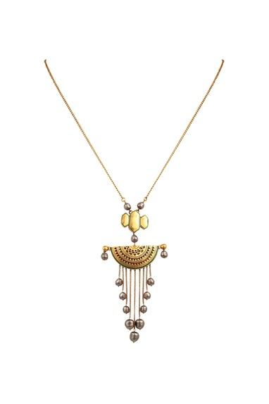 Tribal design necklace