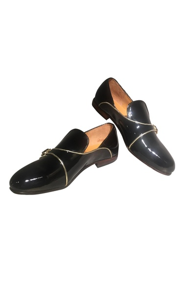 Pure leather handcrafted loafers