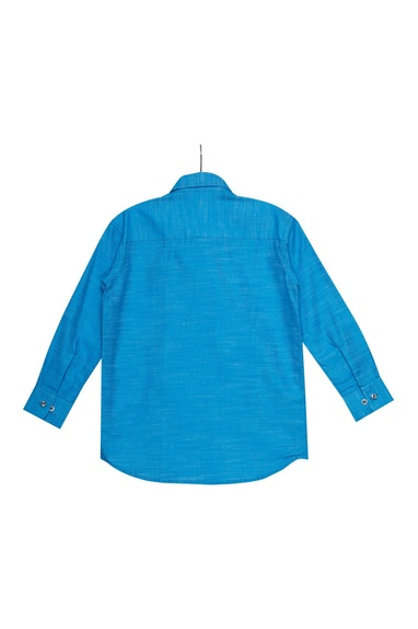 Full sleeves embroidered shirt