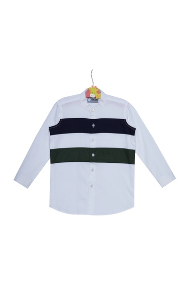 Stripe detail shirt