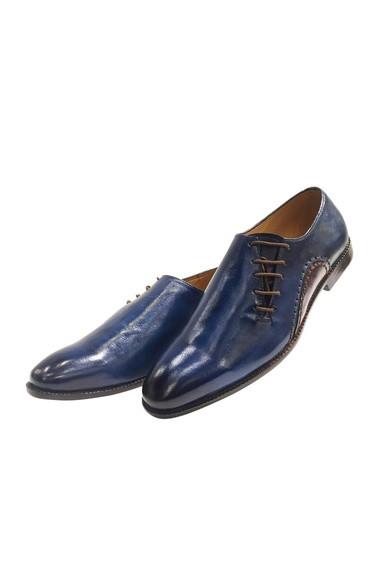 Handcrafted leather formal shoes
