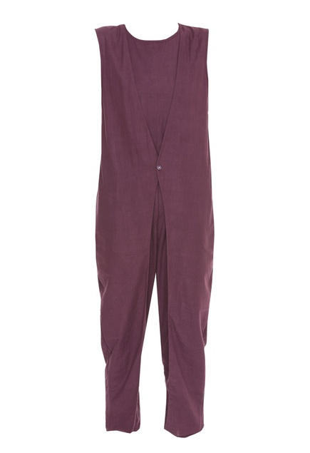 JAcket style Jumpsuit
