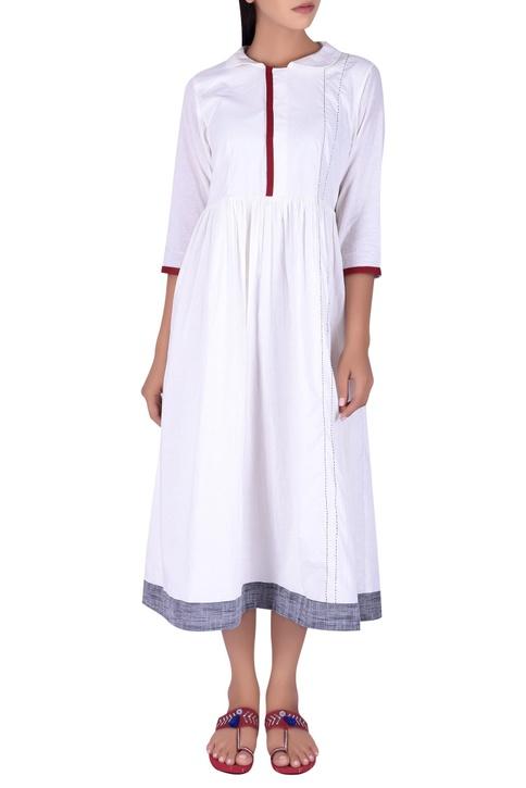 Katha work maxi dress