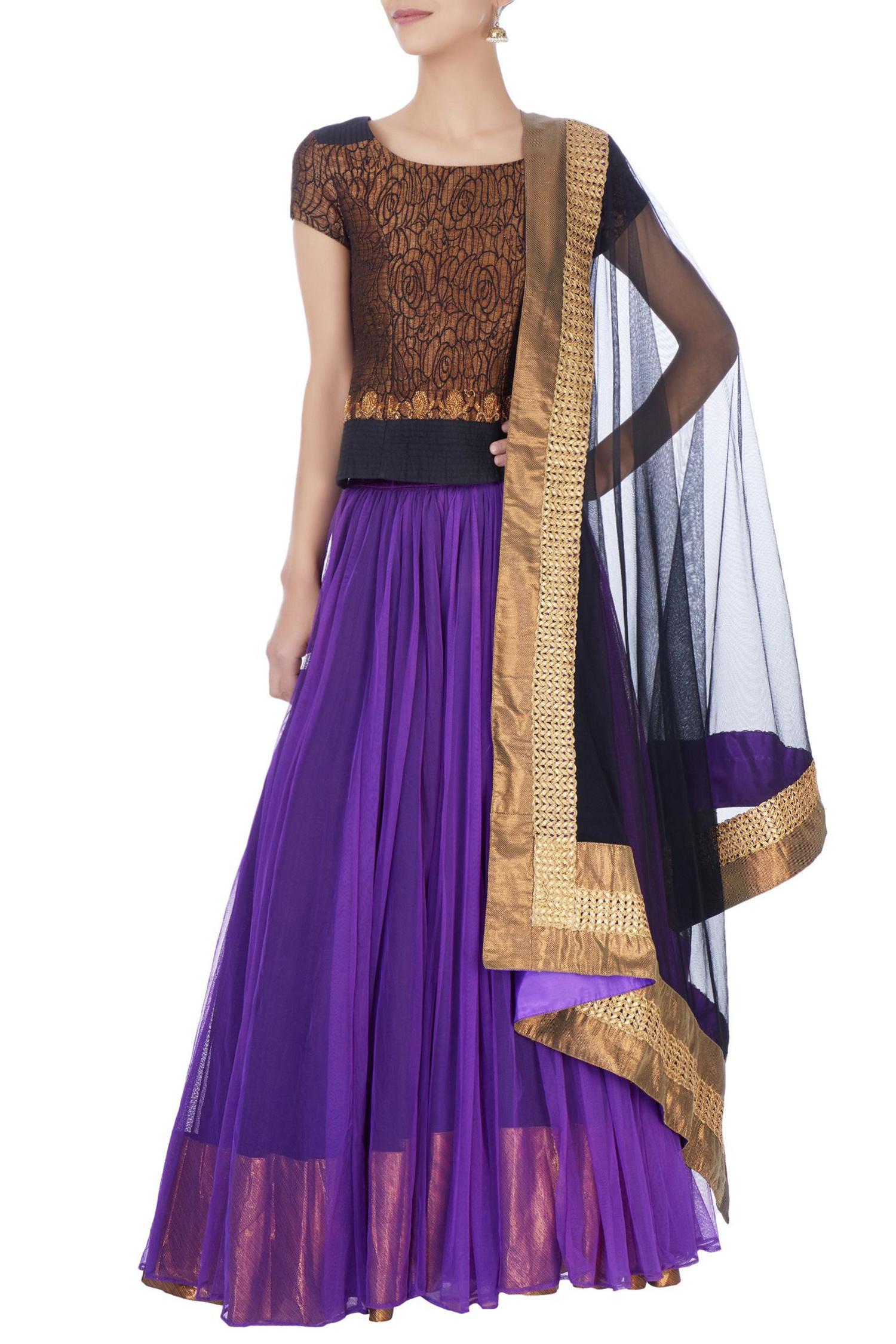 Designer Wedding Lehengas India, Shop Designer Lehenga Sets and ...